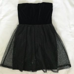 Jack by BB Dakota black sequin dress